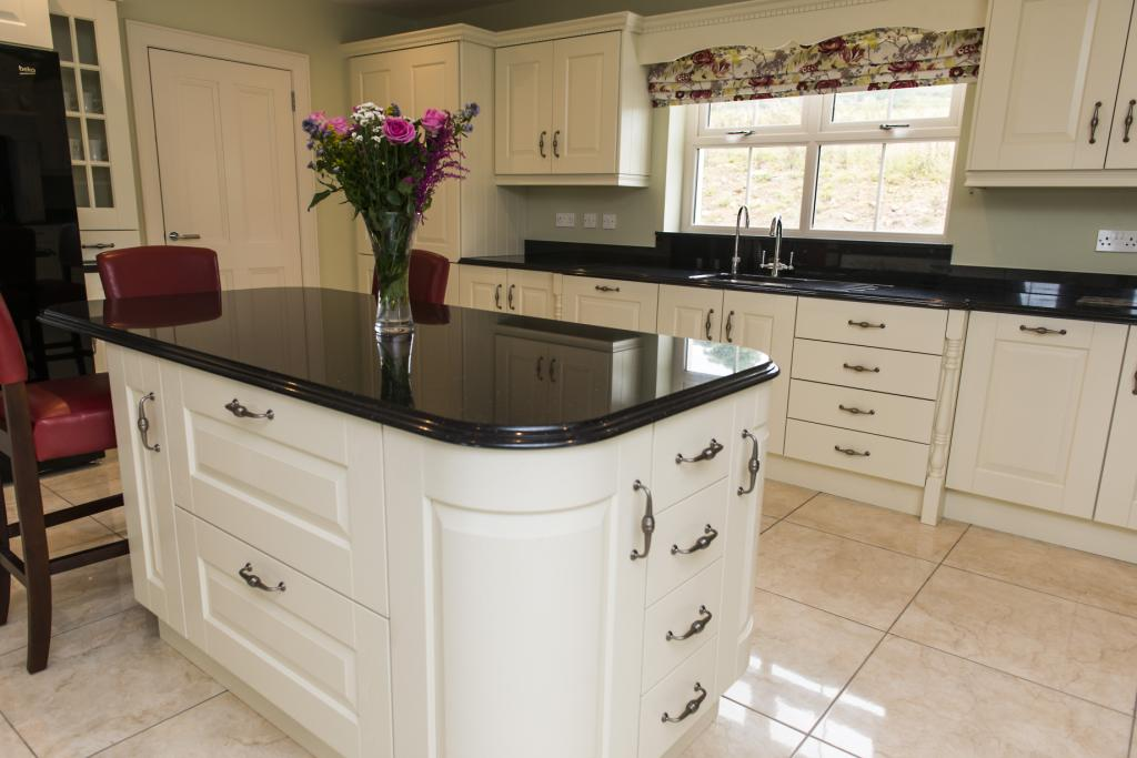 Bespoke kitchens northern ireland ivory kitchen with for Traditional kitchens ireland